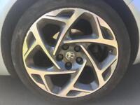Insignia Sri alloy set of 4