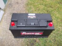 019 POWERLINE CAR BATTERY