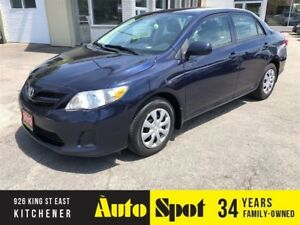2012 Toyota Corolla LE/CLEAN CAR/PRICED FOR A QUICK SALE!