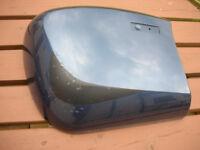 BMW pannier case lid - LHS