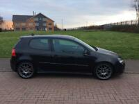 2005 VOLKSWAGEN GOLF GTI 2.0T AUTO DSG/F1 PADDLE SHIFT / MAY PX OR SWAP