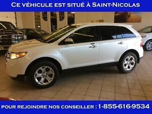 Ford Edge Sel, Traction Intégrale 2011