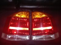 Vauxhall vectra c tail lights