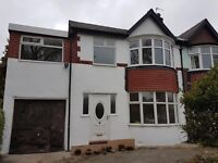 4 Bedroom Semi Detached House for Sale in Crumpsall Lane, Manchester, Greater Manchester