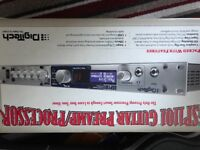 Digitech 1101 and Control 2 pedal
