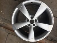 20 inch rota alloy wheel for Audi A5