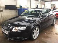 Audi A4 S line 2.0 diesel 2007 89000 miles full service history