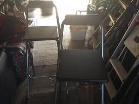 Kitchen or bar stools. As New