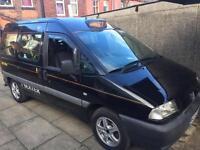 Peugeot Expert Taxi 2002. 7 Seater. Full MOT