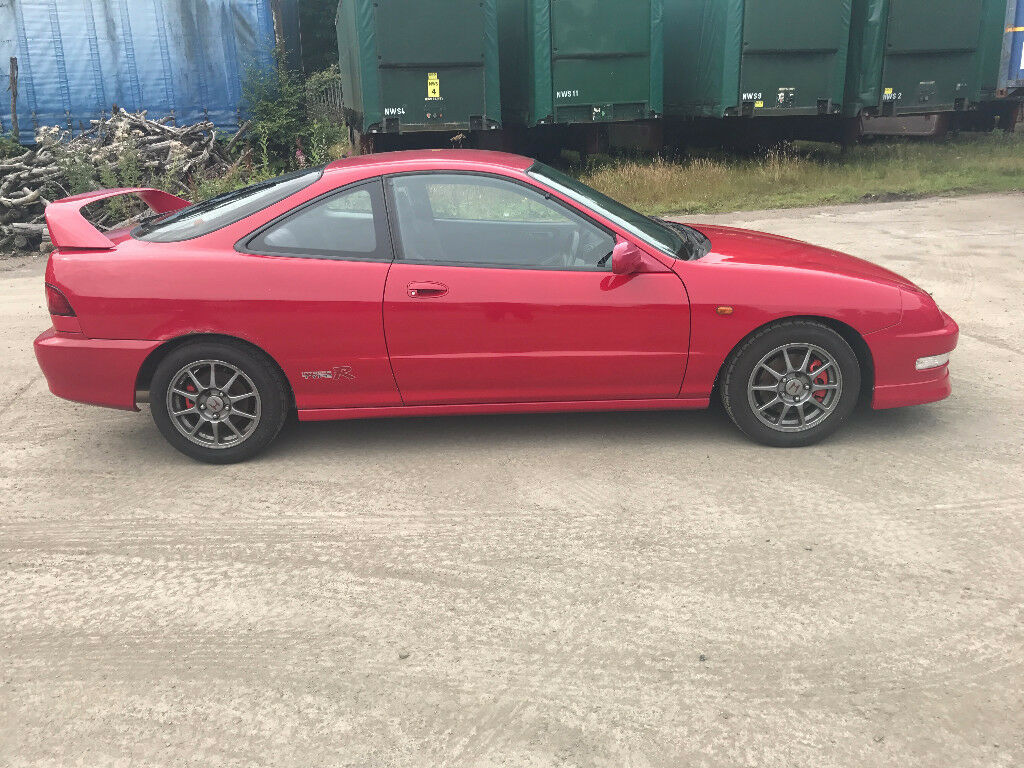 Honda Integra Type R Owners Manual