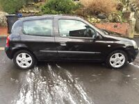 NEED GONE TODAY - 2004 Renault Clio 1.2 16v