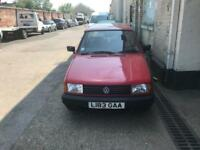 VW polo mk2 breadvan for sale or swaps!!