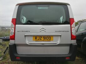 Citroen Dispatch 2010 Silver - For parts only!
