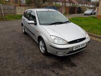 2004 Ford Focus 1.6 i 16v Zetec Auto @07445775115 Petrol+2Key+Warranty+HPI+Warranted+Mileage+History