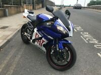 Yamaha R6 2010 Fiat Limited Special Edition