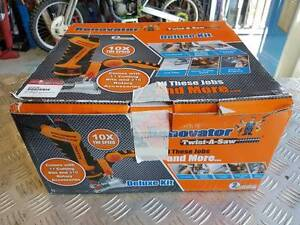 The Renovator Twist A Saw Deluxe Kit - New condition! - CLEARANCE Frankston Frankston Area Preview