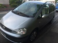 Ford Galaxy 7-seater 2004 Only 97K Service 12 Months MOT £900