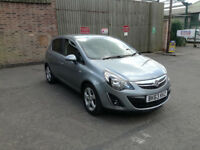 VOUXHALL CORSA 1,2 SXI PETROL LOVLY CAR FOR THE SUMMER
