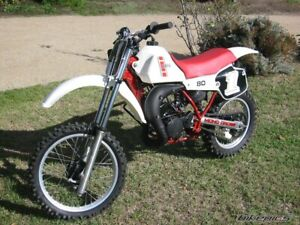 Wanted  1980-1984 Yamaha YZ 80 prefer L/c