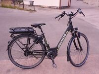 GEPIDA REPTILA 1000 STEPS ELECTRIC BIKE. NEW CONDITION.