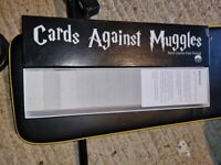 Harry Potter limited edition cards against muggles