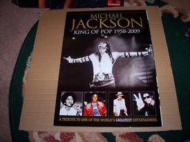 Michael Jackson Souvenir Book