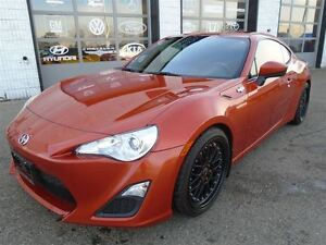 2013 Scion FR-S cool color no accidents A funky ride