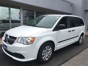 2014 Dodge Grand Caravan SE ONE OWNER