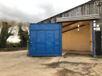 Workshop 750 sq ft Mortimer, Berks, Quiet Secure Farm