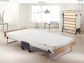 J-bed Folding bed with airflow