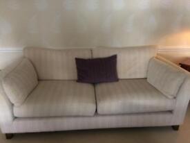 M and S textile sofa - Ascari