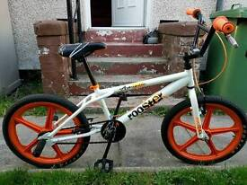 Big daddy rooster bmx almost brand new