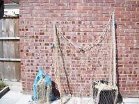 For sale 2 Trammel Nets.