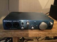 Presonus Audiobox Itwo Usb Audio/midi interface