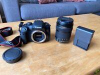 Canon - EOS Rebel T6i DSLR Camera