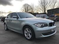 BMW ONE SERIES 2007, 2.0 120i SE 5DR, NEW FULL SERVICE