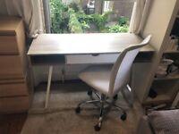 Scandinavian-Style Fjorde & Co Writing Desk