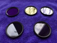58mm, 52mm, 46mm Various Lens Filters
