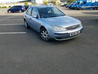 FORD MONDEO 2005 1 YEARS MOT
