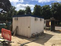Site Toilet Cabin