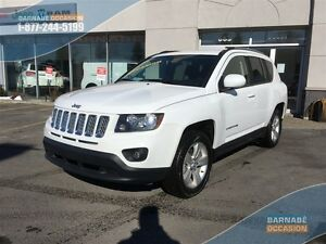 2015 Jeep Compass NORTH   4X4 68$/semaines SIÈGES CHAUFFANTS D