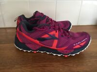 Brooks Cascadia trainers size 40/6.5 worn once