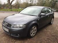 Audi a3 2.0 tdi auto spares or repair only 76.000 miles