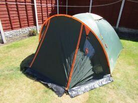 Regatta 4 person Hydrafort Hign Dome Tent