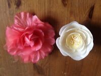 Brand new Monsoon Hair Flowers
