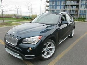 2013 BMW X1 xDrive28i, AWD, CUIR