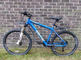 "VooDoo Bantu Mountain Bike - 18"" Frame- Good condition"
