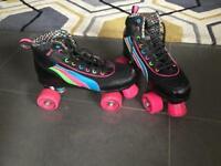 Retro roller skates size6
