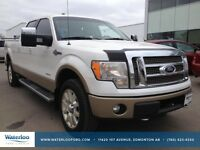 "2012 Ford F-150 4WD SuperCrew 145"" King Ranch"
