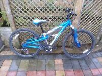 Kids Apollo FS24 Bike